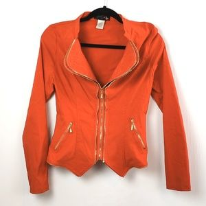 Oh Yes Women's Red Jacket size Large